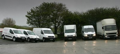 Our Delivery Vehicles